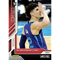 $39 » 2020-21 Panini Instant Basketball #59 LaMelo Ball Rookie Card Hornets - Only 1,227 made!