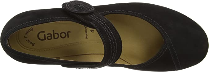 Gabor Shoes 25.410.17 Women's Mary Jane Shoes