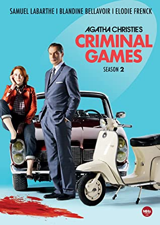 Agatha Christie's Criminal Games: Season 2