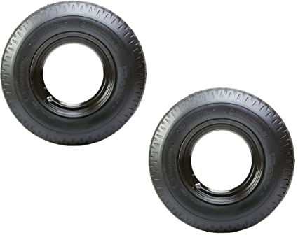 Homaster Motor Mobile Home Trailer Tire On Rim MH 8-14.5 Load G Ply Bias 14.5x6