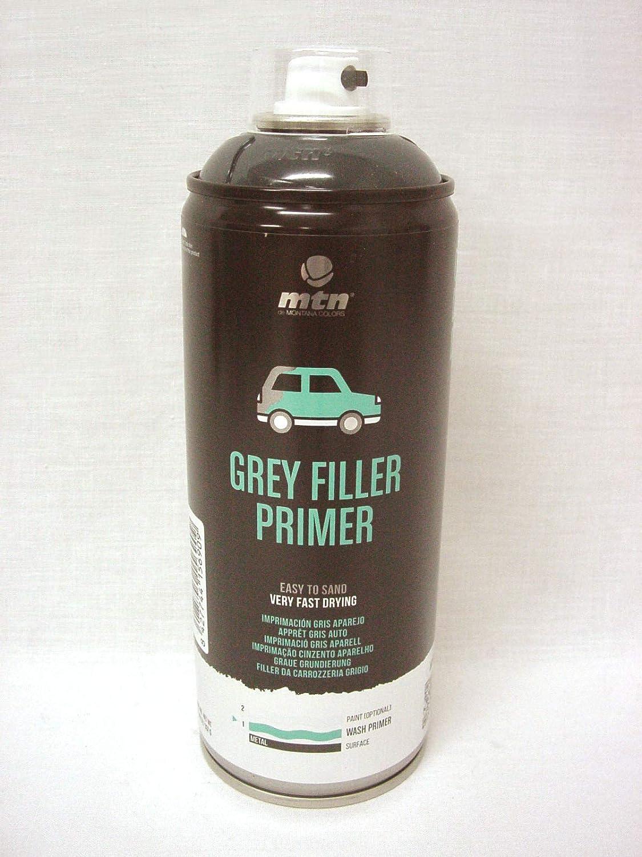 Spray industrial GRIS APAREJO RAL-7015 400 ML