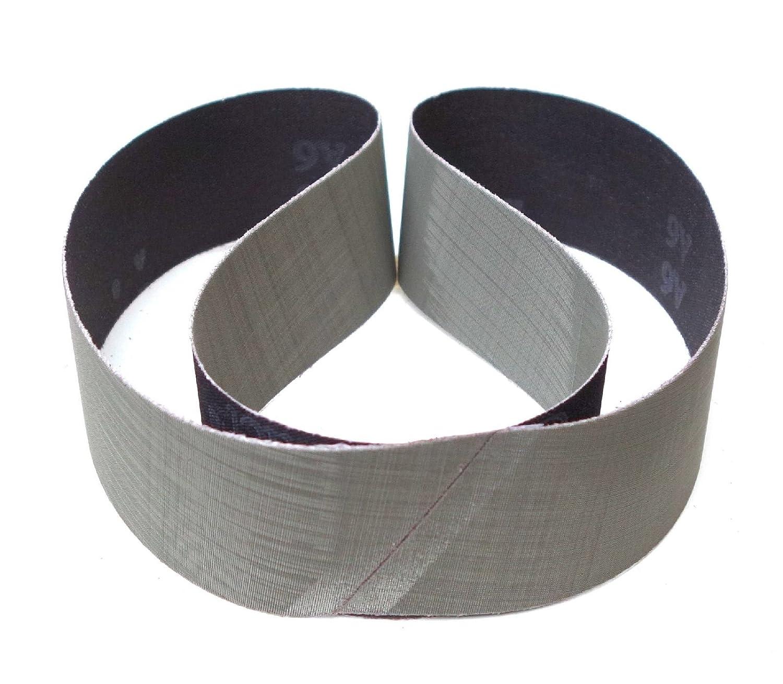 1 pieza 3 m trizact schleifband 237 AA, 50 x 1020 mm, por ejemplo para Metabo BS 175/BS 200 grano a elegir (AP1156-A045 (P400)) 50x 1020mm por ejemplo para Metabo BS 175/BS 200grano a elegir (AP1156-A045(P400))