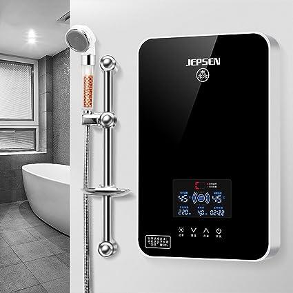 LJ Calentador de agua caliente de la temperatura constante del cuarto de baño instantáneo electrónico 8KW