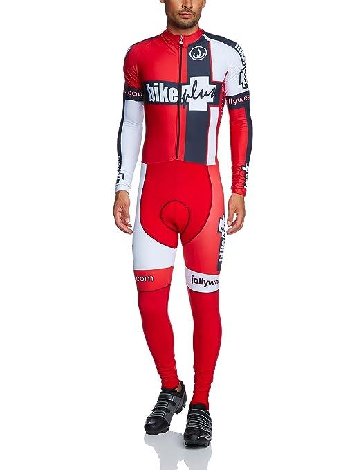 2 opinioni per Jolly Wear Bike Plus Body Invernale Manica Lunga Ciclismo