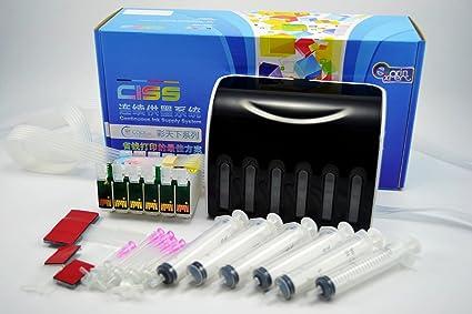 colorsky sistema de tinta continuo para Epson 82 N TX800FW ...