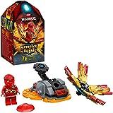 LEGO® NINJAGO® Spinjitzu Burst - Kai 70686 accessoireset bouwset met accessoires met een ninjaminifiguur (48 onderdelen)