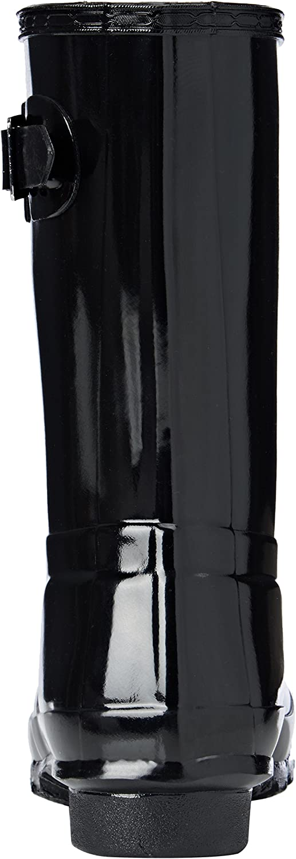 Hunter WMN Org Short Gloss Bottes /& Bottines de Pluie Femme