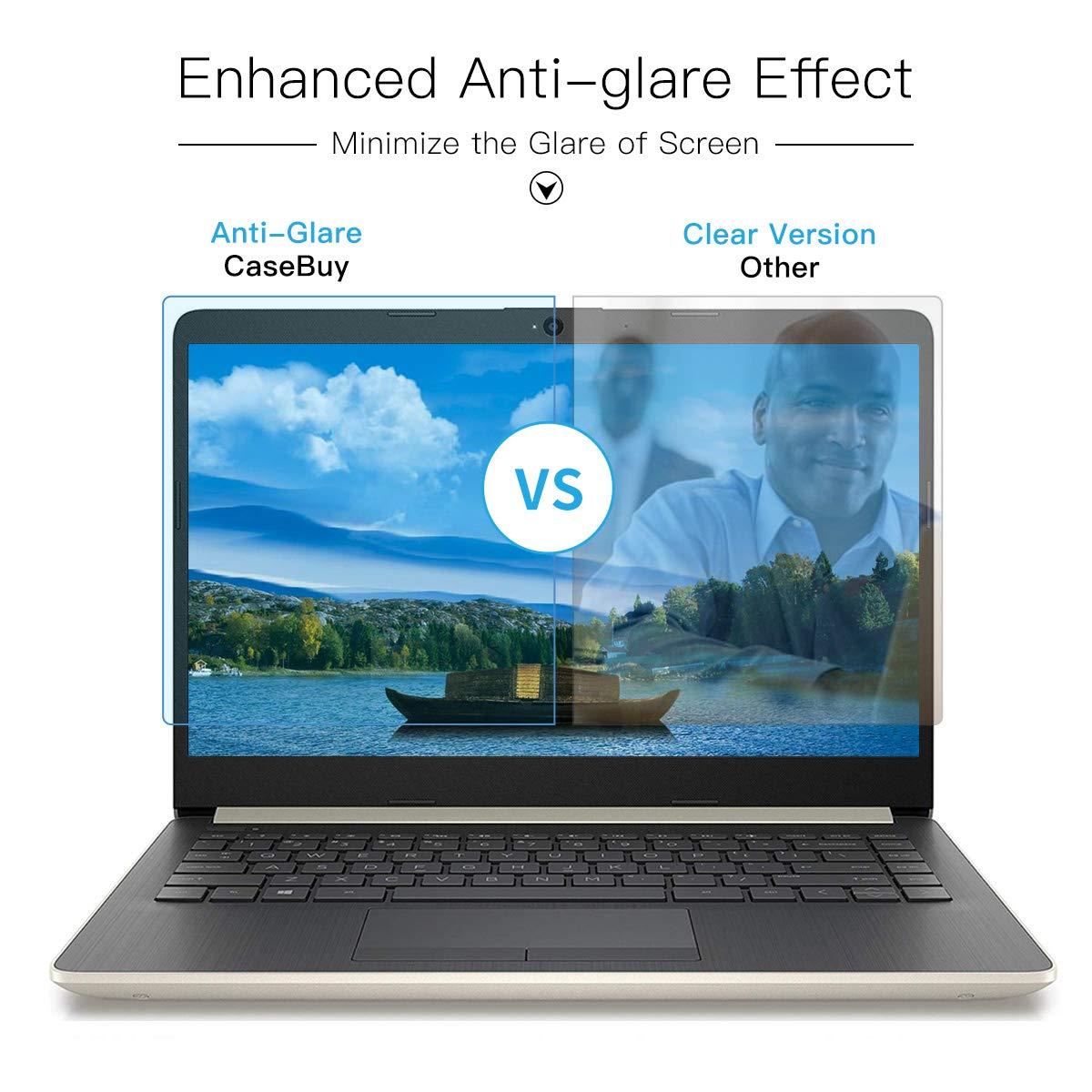 CaseBuy Displayschutzfolie f/ür Lenovo Yoga 720 2-in-1 33,8 cm 13,3 Zoll 13,3 Zoll und ultrad/ünne TPU-Tastaturabdeckung f/ür Yoga 720