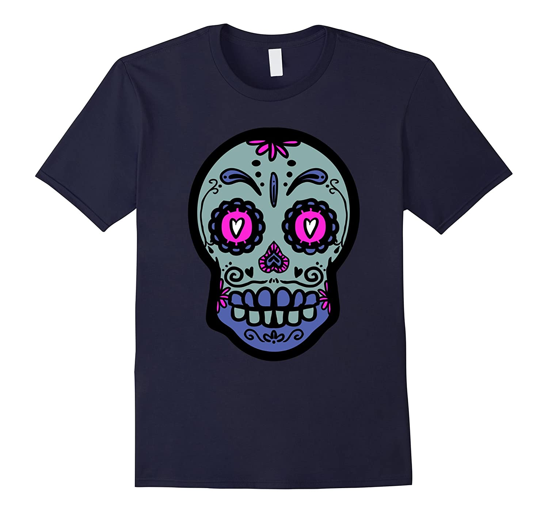 Sugar Skull - Day of the Dead T-Shirt | Souvenir Gift Shirt-FL