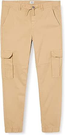 IKKS Junior Pantalon Battle Camel Poches Niños