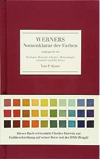 e72cc29bb4 Werners Nomenklatur der Farben: angepasst an Zoologie, Botanik, Chemie,  Mineralogie, Anatomie