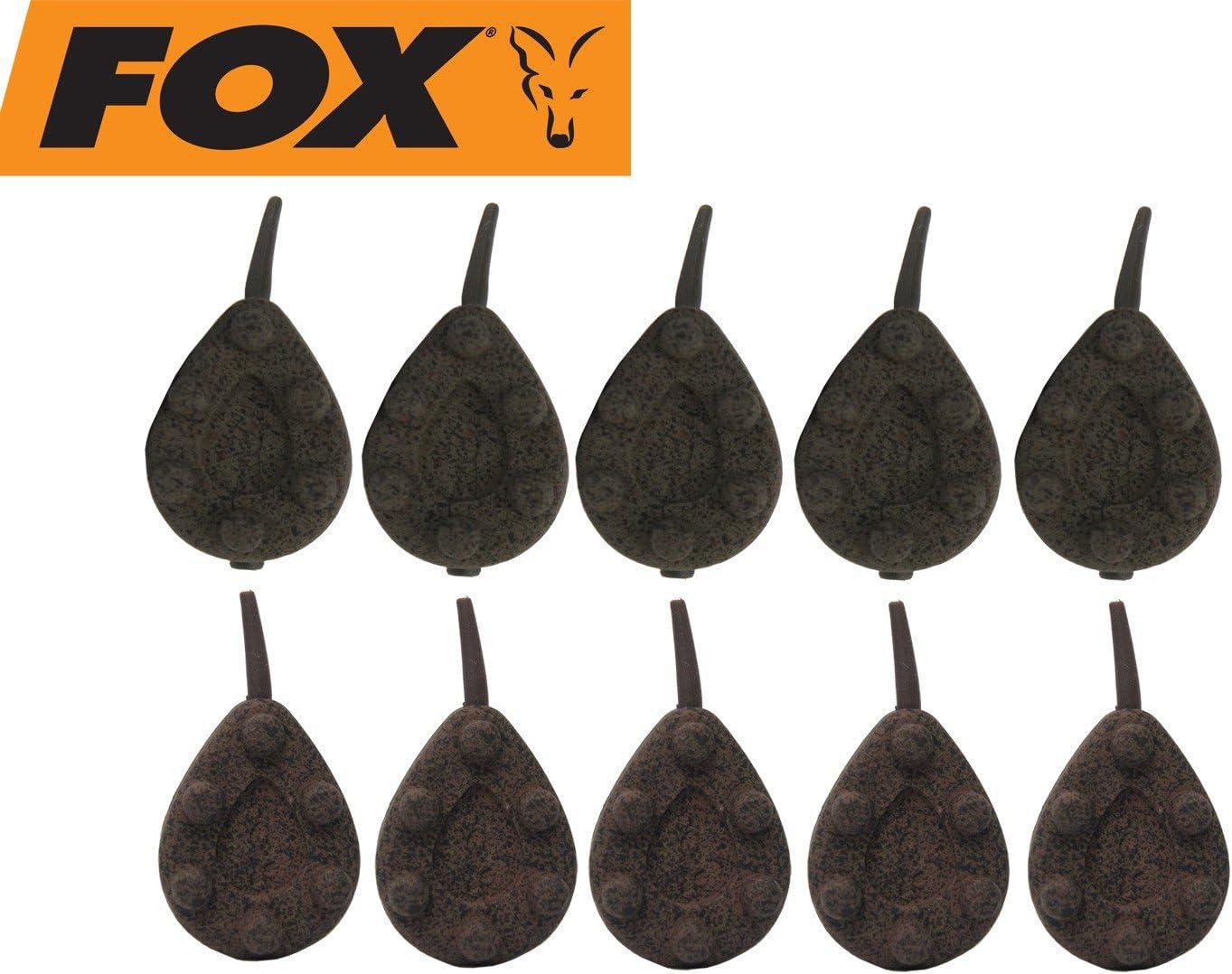Fox Bleie Kling on Inline Leads Karpfenbleie Blei Inlinebleie Karpfenmontage Karpfenangeln Karpfensee
