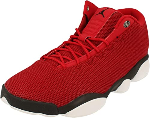 chaussure de basketball horizon noir jordan low rouge c1KTFlJ3