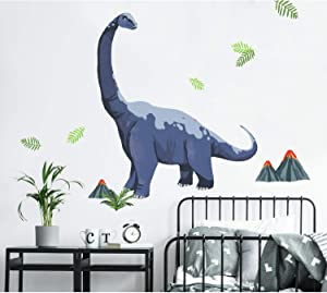 RoomMates Brachiosaurus Dino Peel And Stick Giant Wall Decals