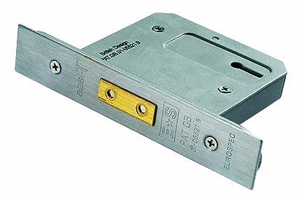 Carlisle Brass - LDS5325SSS - repujado Locks - Easi - T cerraduras de 3 cerradura de