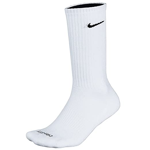 Nike Mens Dri-FIT Premium Crew Sports Socks (3 Pack) (US 6