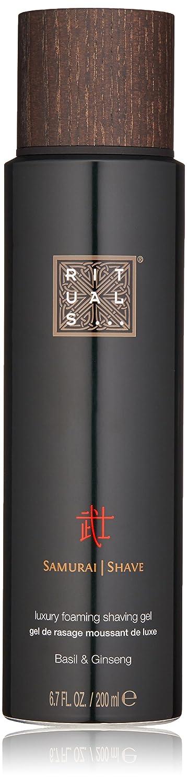 RITUALS Samurai Shave gel de afeitar 200 ml RITUALS ES 029767