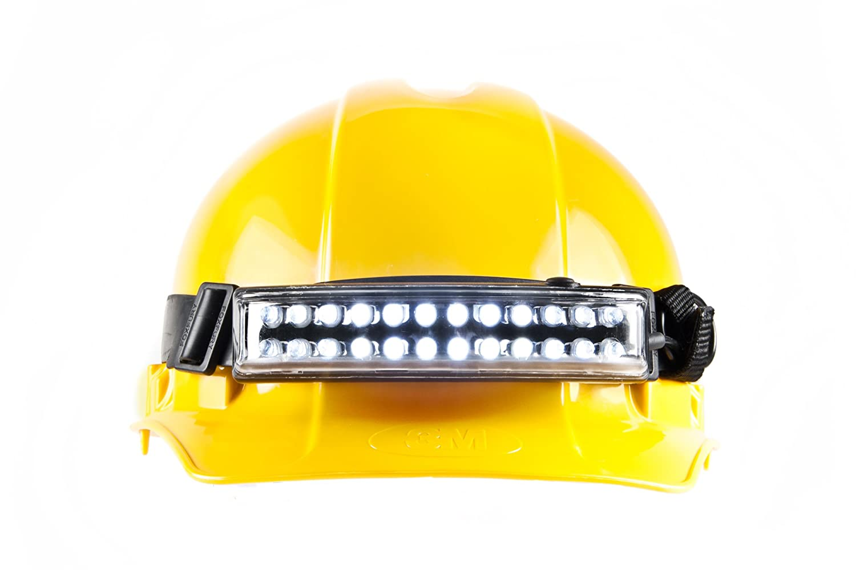 FoxFury 400-FF417-5 Performance Intrinsic Tasker-Fire LED Helmet ...