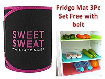 0f3aeb4ee11e9 Buy Sweet Sweat Waist Trimmer® Women s Pink Sweet Belt Shapewear ...