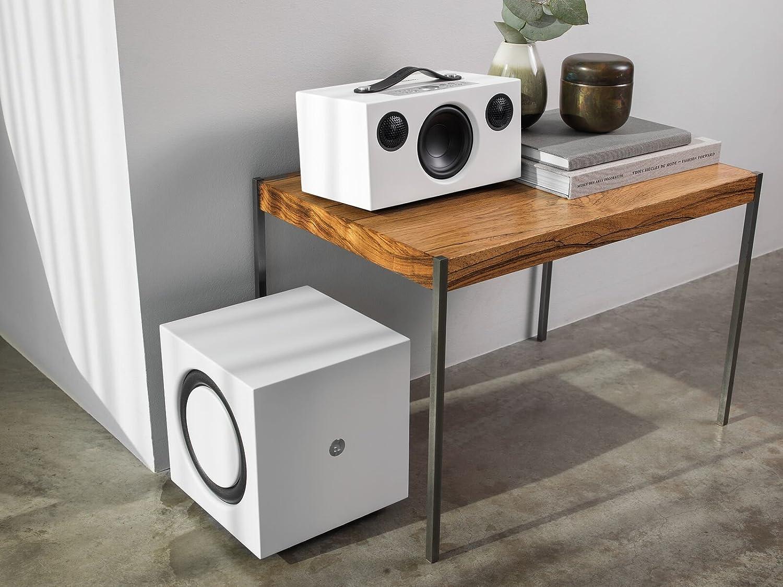 Audio Pro Addon C5A Multiroom Smart Speaker with Built In Amazon Alexa - White