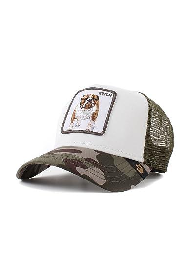 0d150f9aa Goorin Bros. Trucker Cap BUTCH Weiß Camouflage