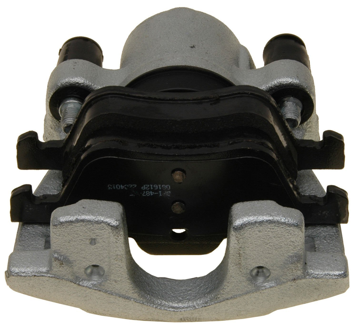 Loaded ACDelco 18R12334 Professional Front Disc Brake Caliper Assembly with Pads Remanufactured