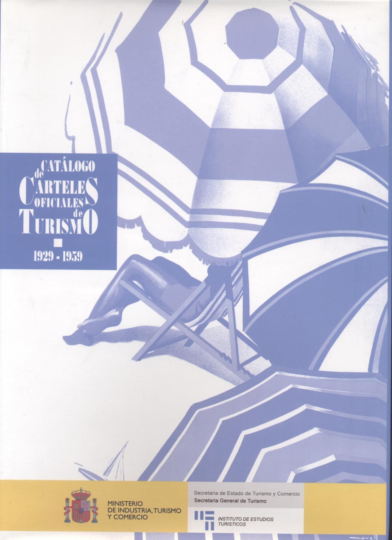 Catálogo de Carteles Oficiales de Turismo 1929 - 1959 ...