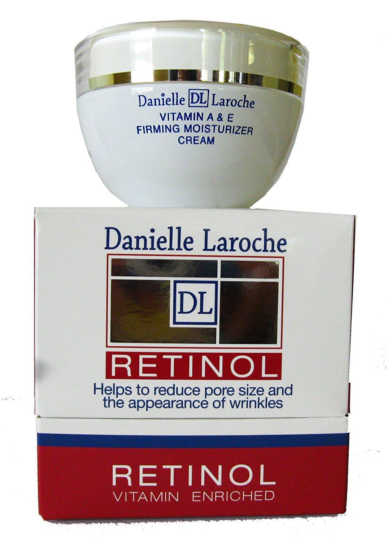 Amazon.com: Danielle Laroche Retinol Vitamin A and E Firming Moisturizer Cream: Beauty