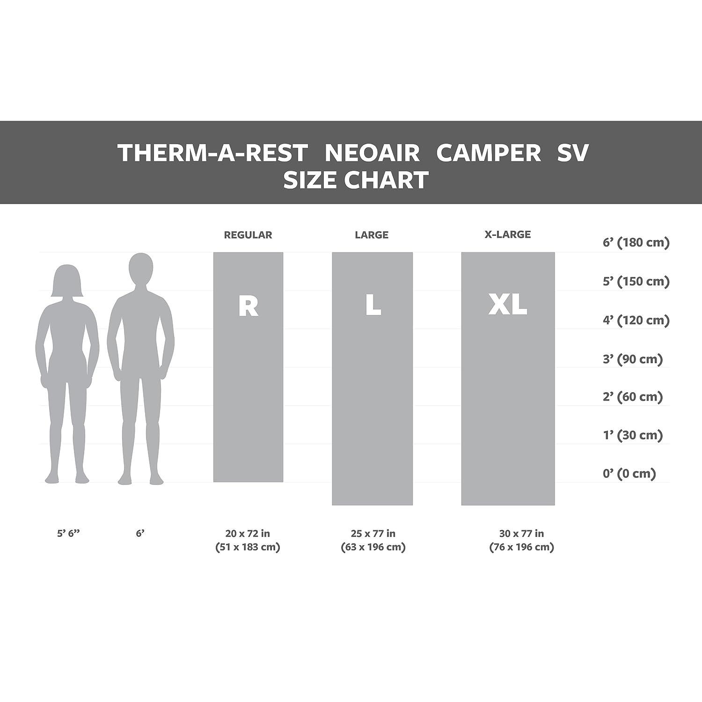 Therm-a-Rest NeoAir Camper SV Camping Air Mattress