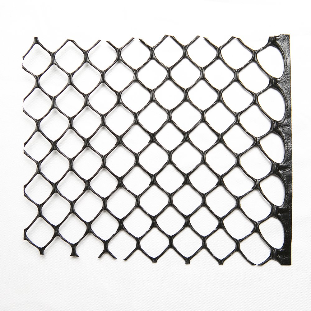 Poultry Fence-Physical Animal Barrier in -Rustless Plastic Hexagonal Mesh-For Chicken or other Pets, 3ft x 25ft by NaiteNet (Image #6)