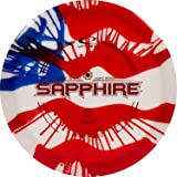 Latitude 64 MyDye American Flag Disc Golf Discs | Maximum Distance Drivers | Stable Midrange | Frisbee Golf Discs…