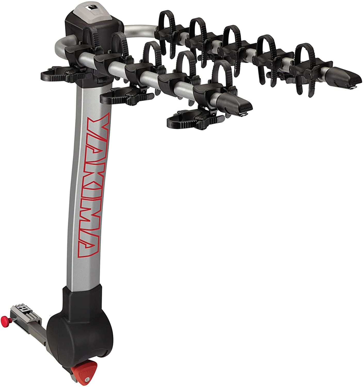 YAKIMA RidgeBack Tilt-Away Hitch Bike Rack for 5 bikes