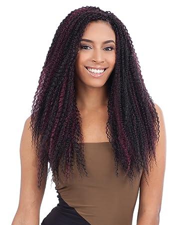 Amazoncom Freetress Bulk Braiding Hair Kinky Brazilian Braid
