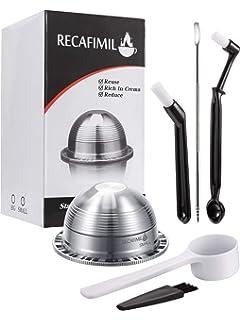 Amazon.com: Walmeck - Juego de filtros de cápsulas de café ...