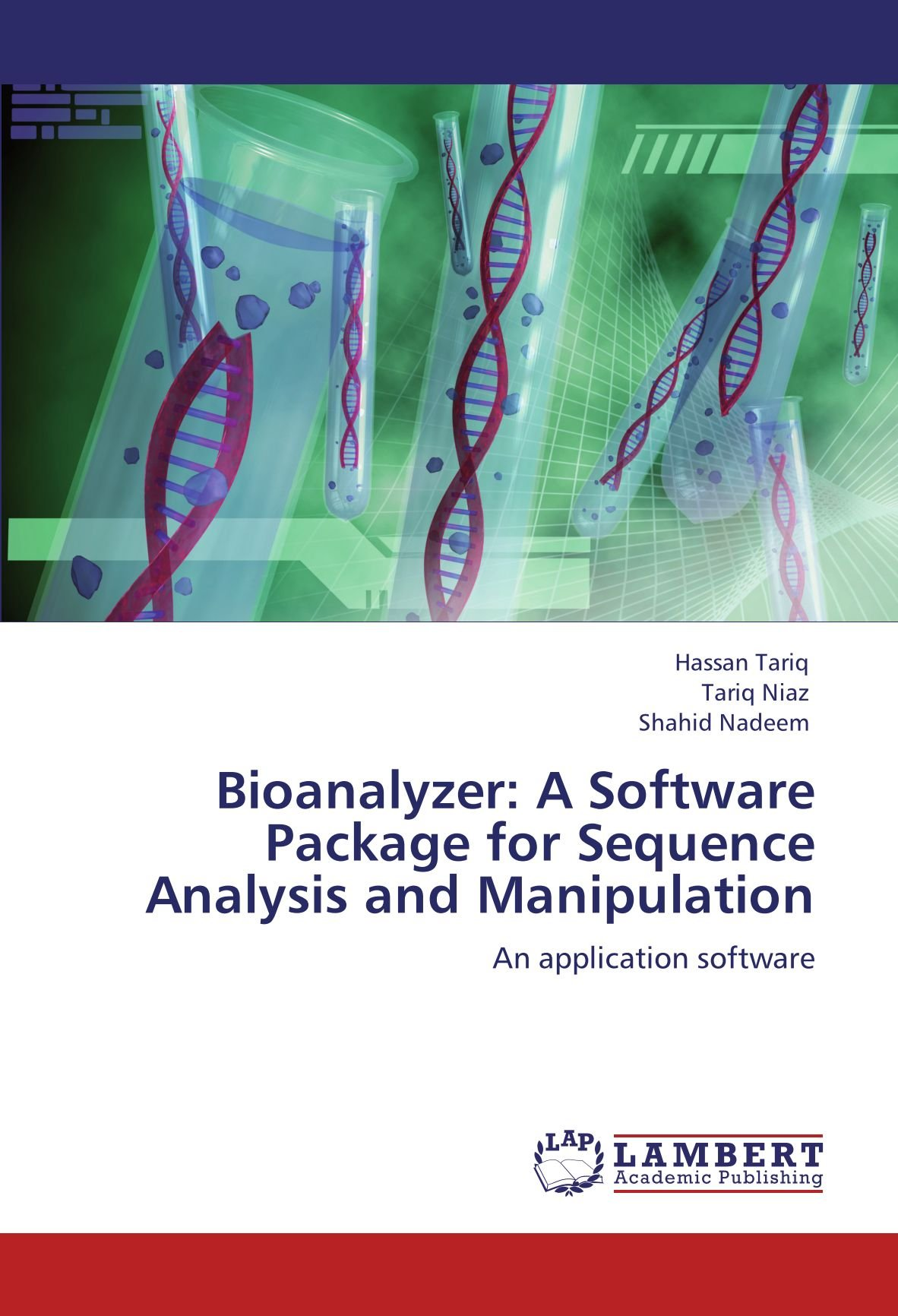 Download Bioanalyzer: A Software Package for Sequence Analysis and Manipulation: An application software pdf epub