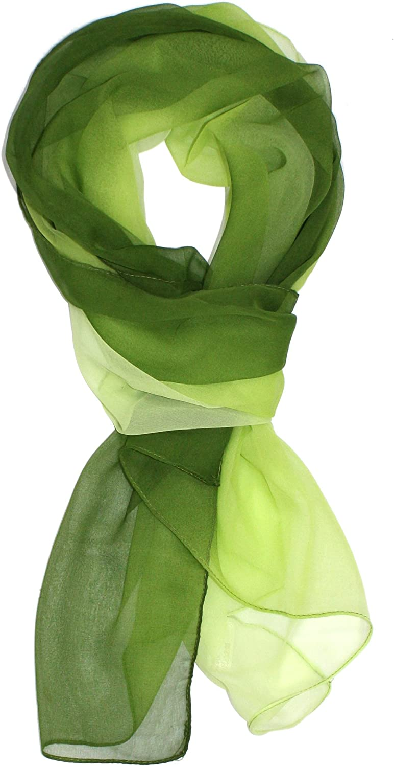 Ted & Jack - Silk Ombre Lightweight Accent Scarf