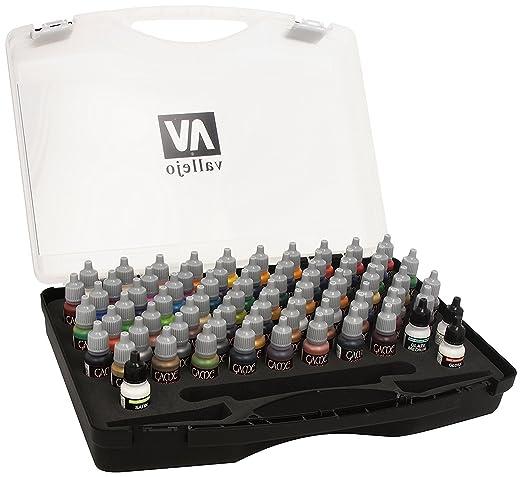 56dc50c722fdb Vallejo Game Color Basic Paint Set Paint