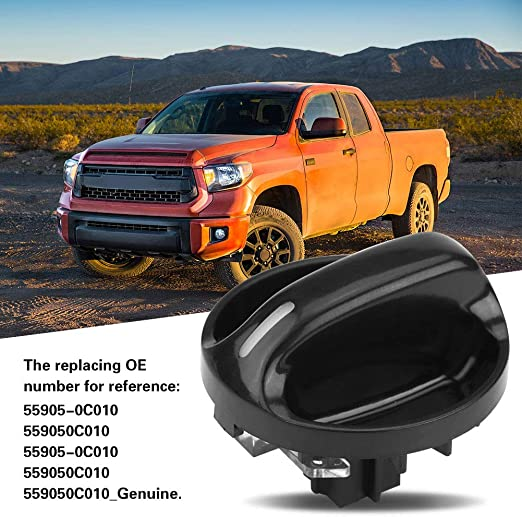 Suuonee Heater Control Knob,Auto Heater A//C Air Condition or Fan Control Knob for Toyota Tundra 2000-2006 55905-0C010