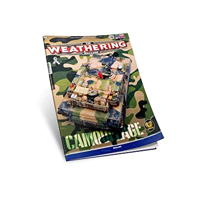 AMMO MIG-4519 Issue 20. Camouflage English, Multicolour: Toys & Games
