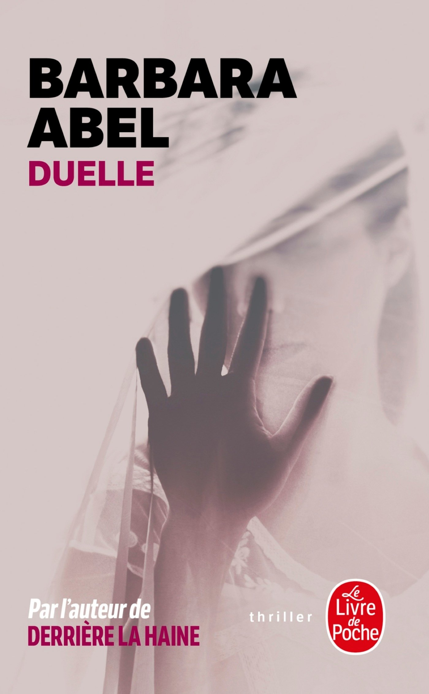 Amazon Fr Duelle Barbara Abel Livres