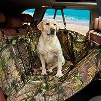 Pawz Pet Car Seat Cover Dog Waterproof Protector Mat Hammock Back Cat Nonslip