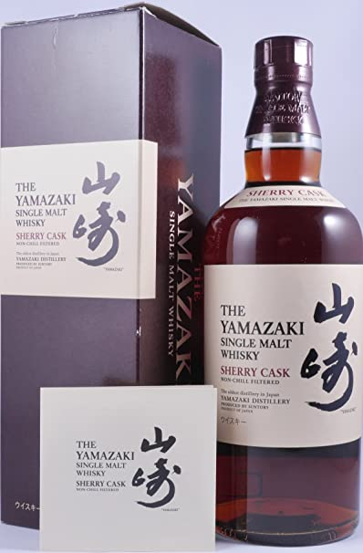Yamazaki Sherry Cask 2009 First Edition Japan Single Malt Whisky