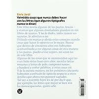 Veintidós consejos sobre tipografía (ACTAR)