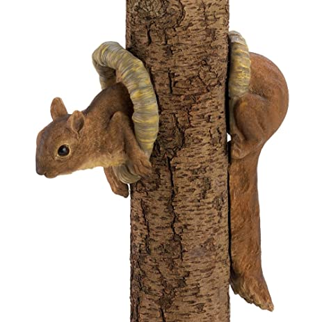 Gifts U0026 Decor Squirrel Yard Statue