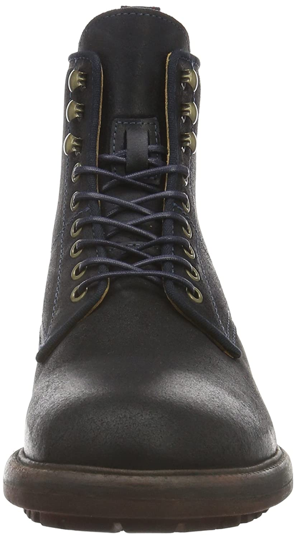 GANT Herren Nobel Combat Boots G69) Blau (Marine G69) Boots d7fe1d