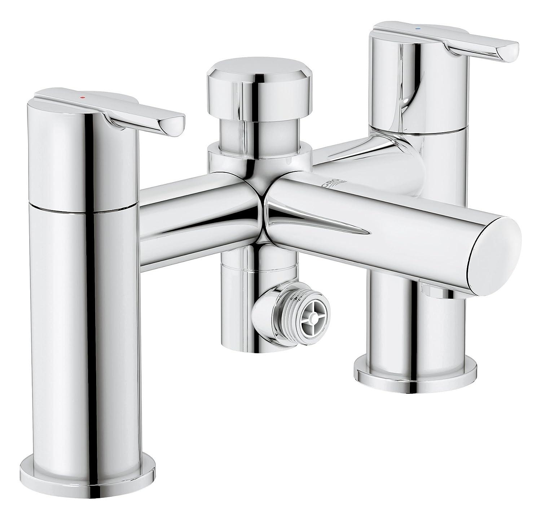 GROHE 25110000 Feel Bath and Shower Mixer: Amazon.co.uk: DIY & Tools