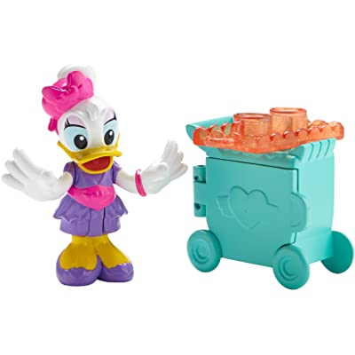 Fisher-Price Disney Minnie, Flight Attendant Daisy: Toys & Games