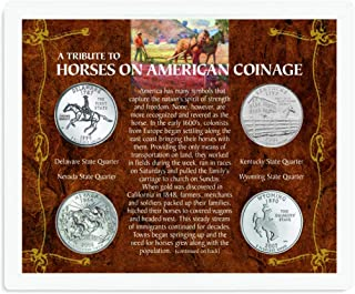 product image for A Tribute to Horses on American Coinage