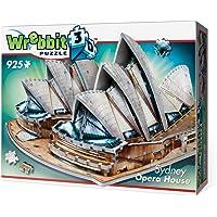 Wrebbit Sydney Opera House 925 Piece 3D Puzzle