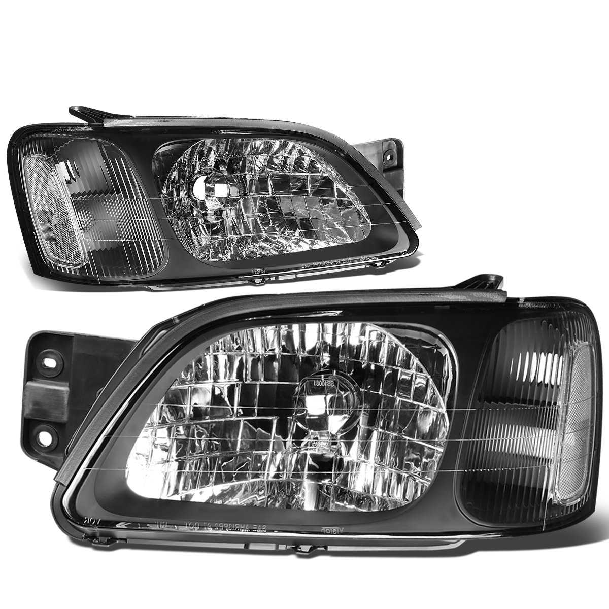 Subaru Legacy: Front position light